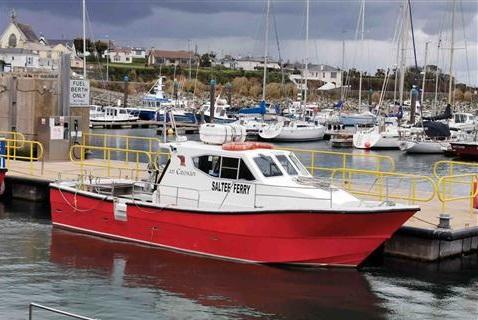 Saltee Ferry An Crosán